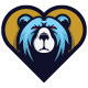 Bear Heart Logo