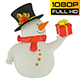 Snowman 2 - VideoHive Item for Sale