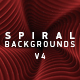 Spiral Backgrounds V4 - VideoHive Item for Sale