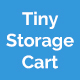 Tiny Storage Cart
