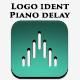 Piano Delay Logo