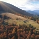 Aerial View Flight Over Beautiful Autumn Mountains - VideoHive Item for Sale