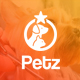 Petz - Pet Care & Veterinary Theme