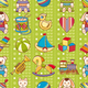 Child toy Seamless Pattern - GraphicRiver Item for Sale