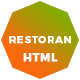 Restoran - Hotel and Restaurant  HTML5 Template
