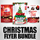 Christmas Flyer Bundle 1 - GraphicRiver Item for Sale