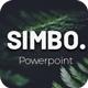 Simbo Powerpoint Template