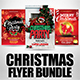 Christmas Flyer Bundle 2 - GraphicRiver Item for Sale