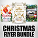 Christmas Flyer Bundle 3 - GraphicRiver Item for Sale