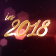 New Year Wishes | 3D Logo Text - VideoHive Item for Sale
