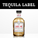 Tequila Label