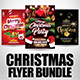 Christmas Flyer Bundle 4
