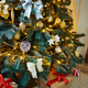 Decorated firtree and xmas gifts - PhotoDune Item for Sale