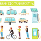 Eco Transport Set
