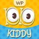 Kiddy - Children WordPress theme