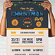 New Year Christmas Flyer 2018 - GraphicRiver Item for Sale