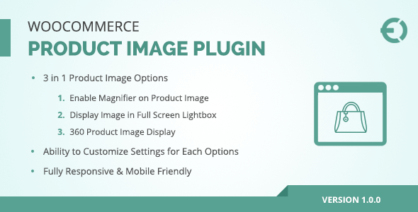 WooCommerce Product Image Zoom Plugin, Magnifier Zoom on Hover Click Free Download | Nulled