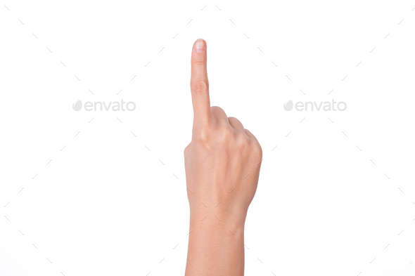woman hand - Stock Photo - Images