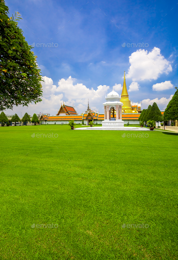 Grand Palace - Stock Photo - Images