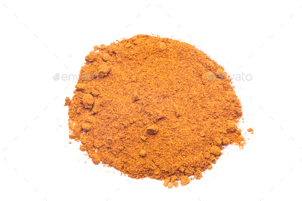 Paprika spices - Stock Photo - Images