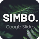 Simbo Google Slides - GraphicRiver Item for Sale