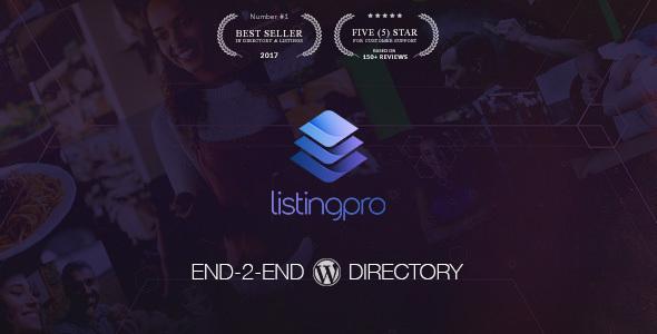 Image of ListingPro - Directory WordPress Theme