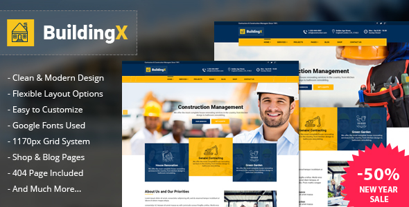 BuildingX - Builder, Contractor, Developer