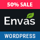 Envas - Multipurpose WordPress - ThemeForest Item for Sale