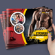 Fitness Landscape Bifold Brochure - GraphicRiver Item for Sale