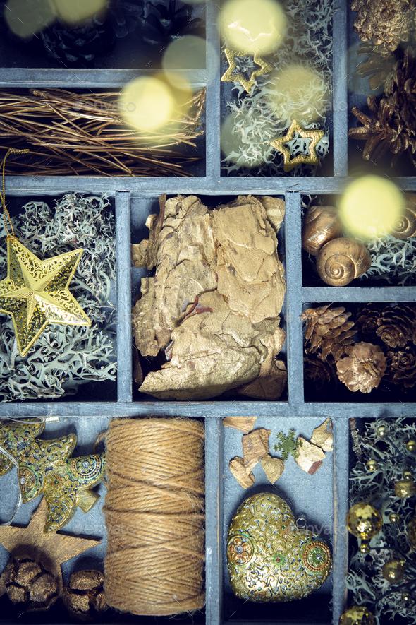 Christmas decoration - Stock Photo - Images