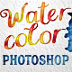 Watercolor Photoshop Styles + Extras - GraphicRiver Item for Sale