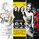 New Year Flyer & Poster Bundle - GraphicRiver Item for Sale