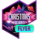 Club Flyer: Christmas Fireworks - GraphicRiver Item for Sale