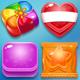 Candy Match 3 Game Assets