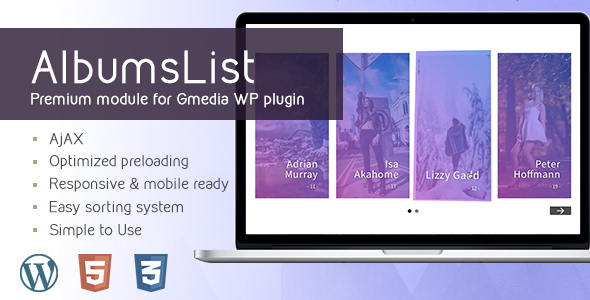 Download Source code              AlbumsList v2.0 | Gallery Module for Gmedia plugin            nulled nulled version