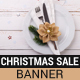 Christmas Table Banner - GraphicRiver Item for Sale