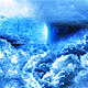 Blue Clouds with the Big Moon - VideoHive Item for Sale