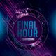 Final Hour Countdown Flyer Template - GraphicRiver Item for Sale