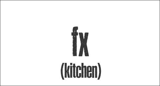 fx - kitchen