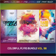 Colorful Flyers Bundle Vol. 56