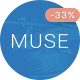 Muse: A Modern Multi-Purpose Music WordPress Theme