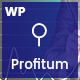 Profitum - Business & Finance WordPress Theme