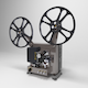 Film Projector - 3DOcean Item for Sale
