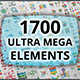 Ultra Mega Bundle (1700 Elements)
