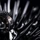 Ferromagnetic Fluid Creates Amazing Drawings in a Magnetic Field