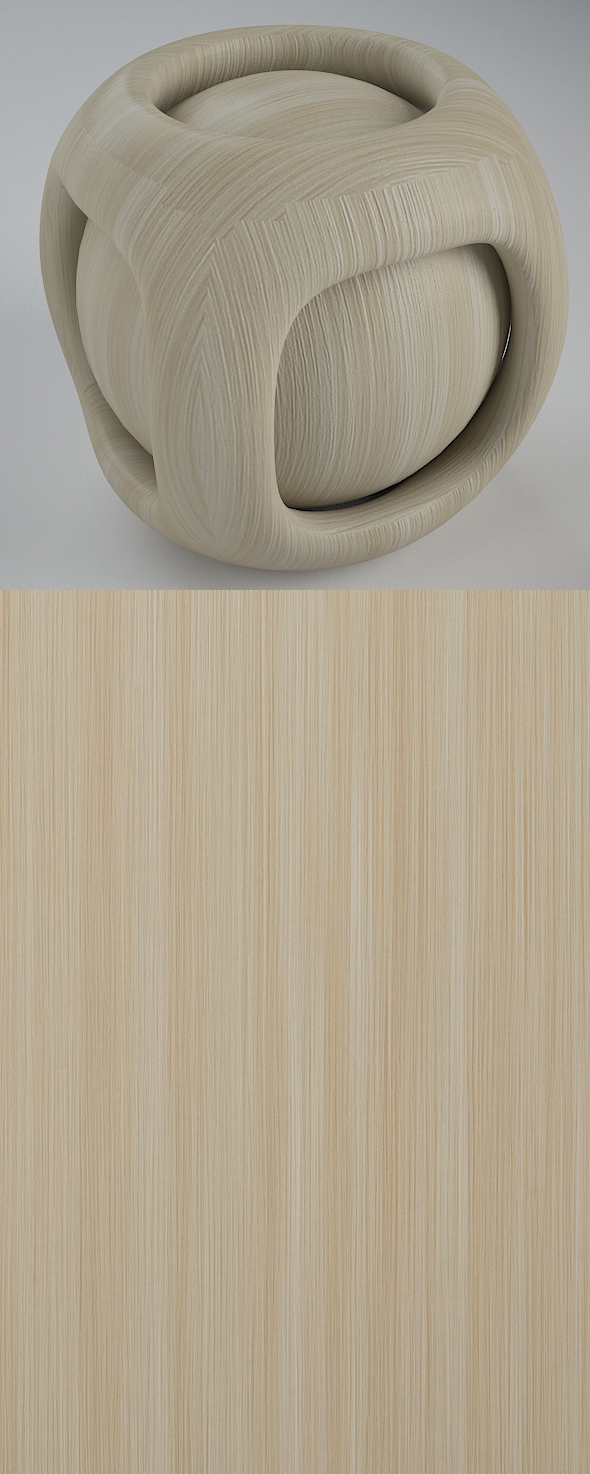 Real Plywood Vray Material Nevada Cascade - 3DOcean Item for Sale