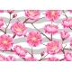 Seamless Pattern with Sakura or Cherry Blossom - GraphicRiver Item for Sale