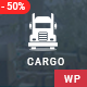 Cargo -  Transport Cargo Logistic WordPress - ThemeForest Item for Sale