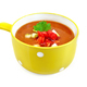 Soup tomato with parsley in yellow bowl - PhotoDune Item for Sale