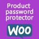 Product password protector (woocommerce) - CodeCanyon Item for Sale